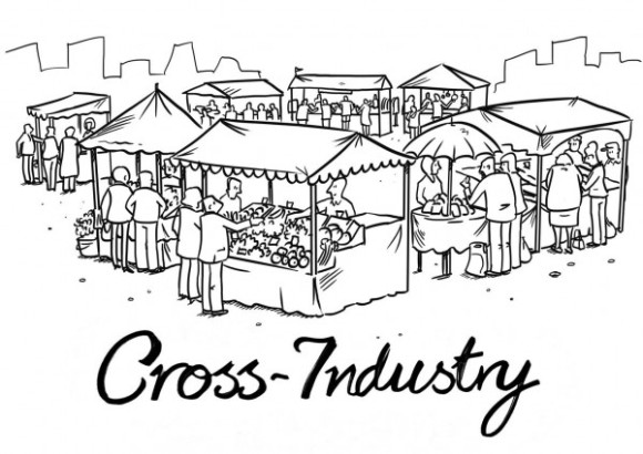 Cross-industry collaboration